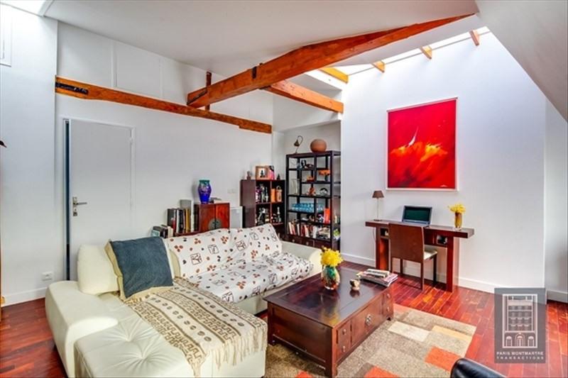 Vente appartement Paris 10ème 605000€ - Photo 1