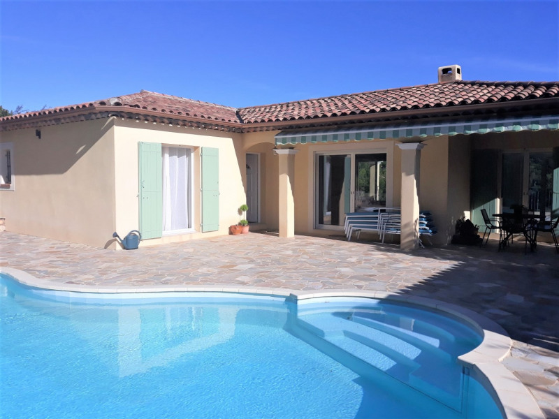Location vacances maison / villa Les issambres 2 665€ - Photo 2