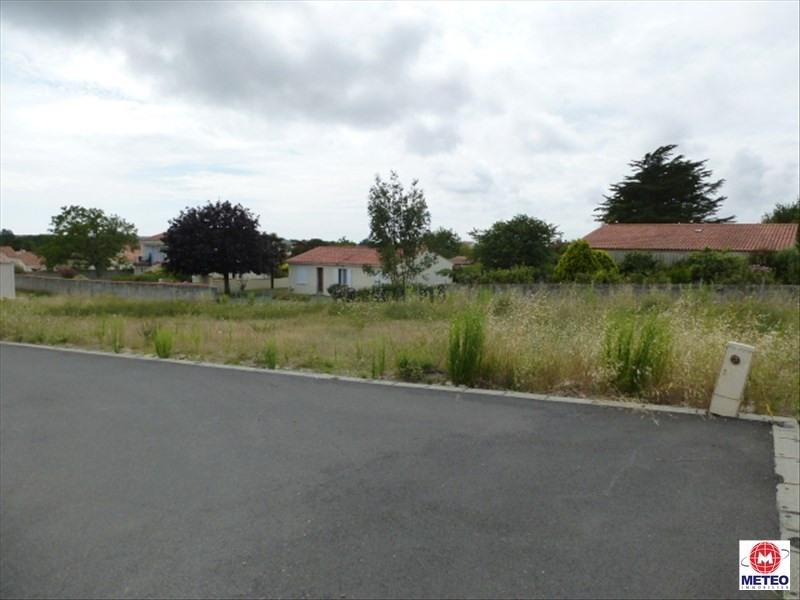 Verkauf grundstück Longeville sur mer 72000€ - Fotografie 3