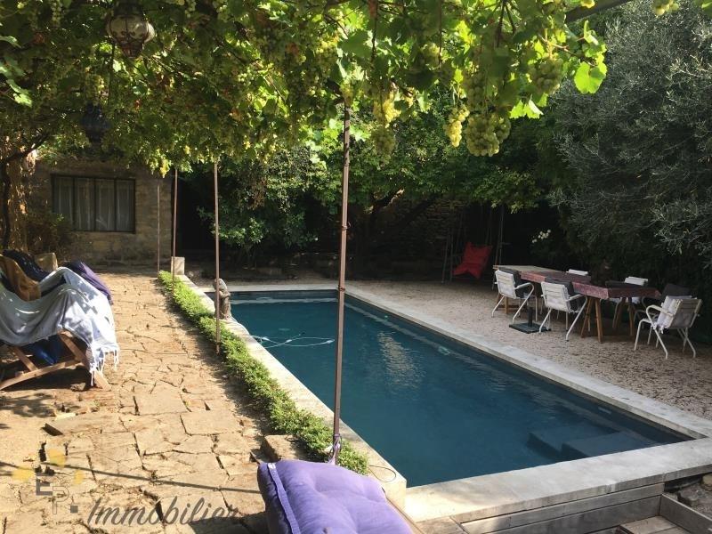 Vente de prestige maison / villa Salon de provence 884000€ - Photo 1