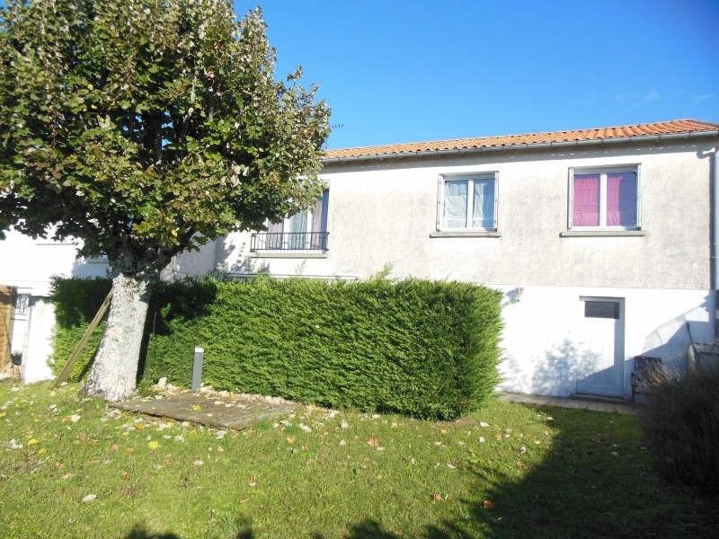 Vente maison / villa Aiffres 167900€ - Photo 1