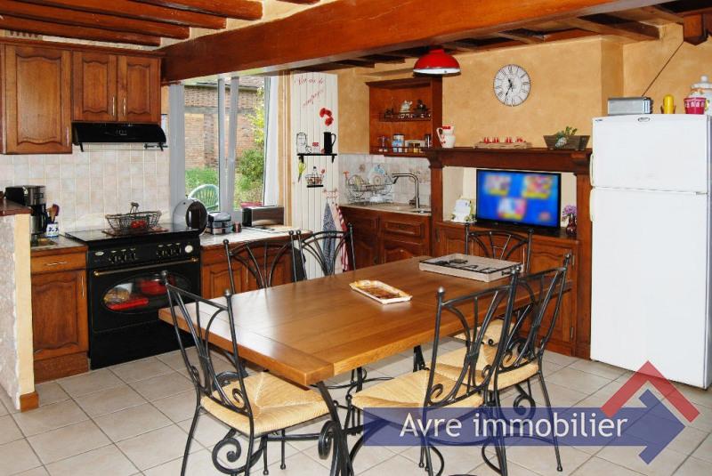 Sale house / villa Verneuil d avre et d iton 124000€ - Picture 3