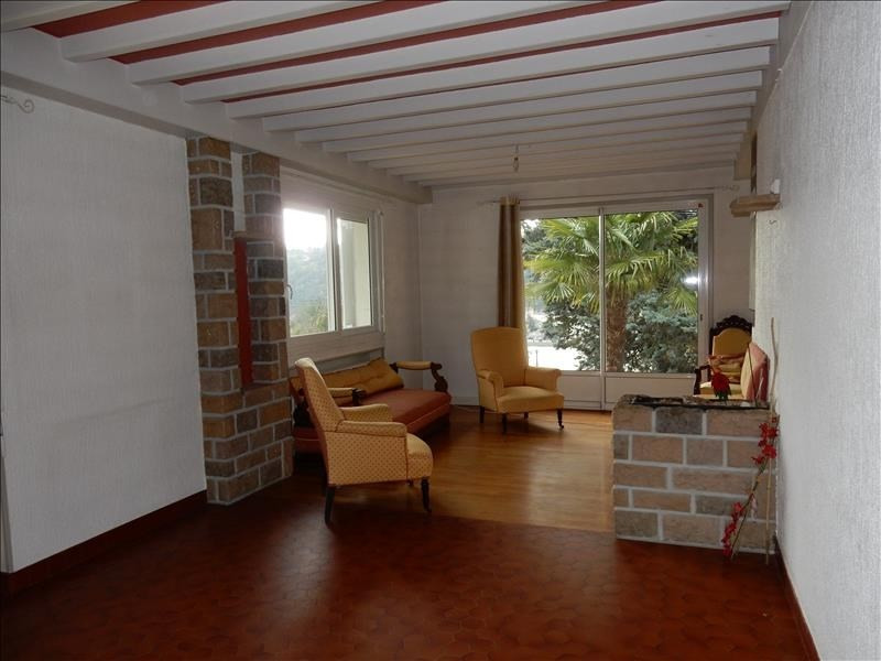 Vente maison / villa St cyr sur le rhone 317000€ - Photo 5