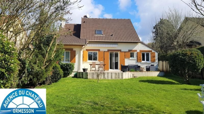 Vente maison / villa La queue en brie 440 000€ - Photo 1