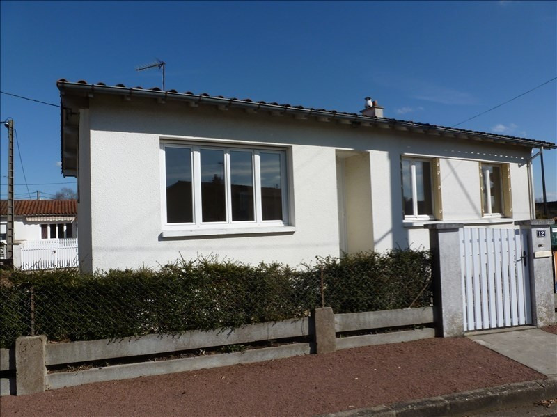Location maison / villa Chatellerault 622€ CC - Photo 10