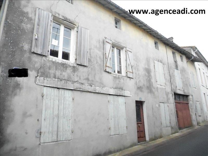 Vente maison / villa Melle 49500€ - Photo 1
