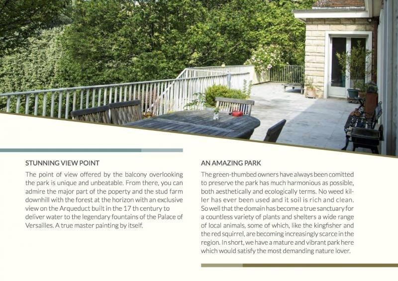 Vente de prestige maison / villa Versailles 1860000€ - Photo 8