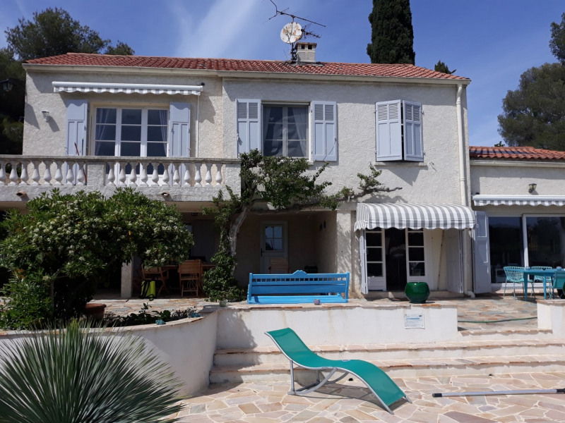 Vacation rental house / villa Les issambres 1 500€ - Picture 9