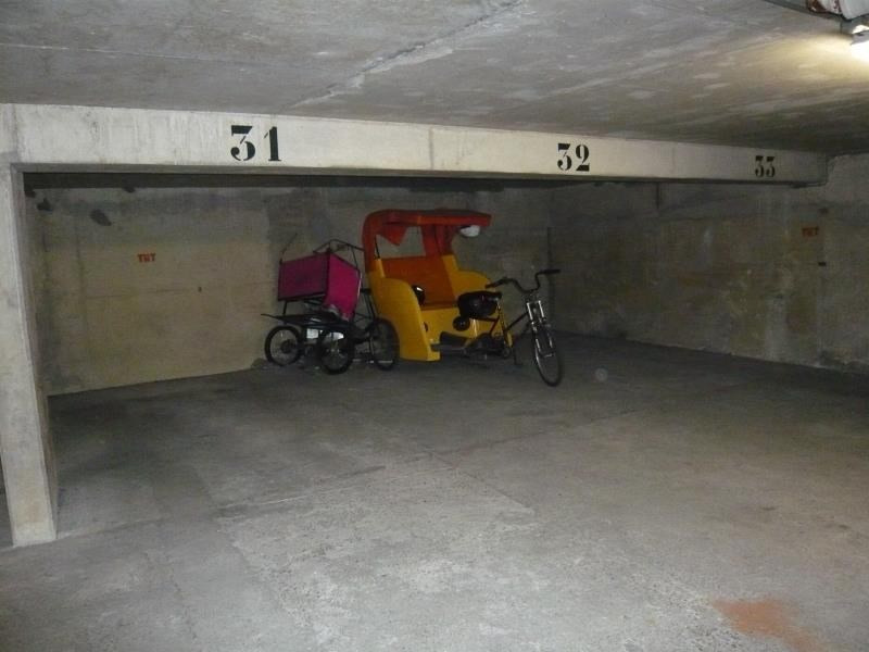 Sale parking spaces Paris 14ème 57 000€ - Picture 1
