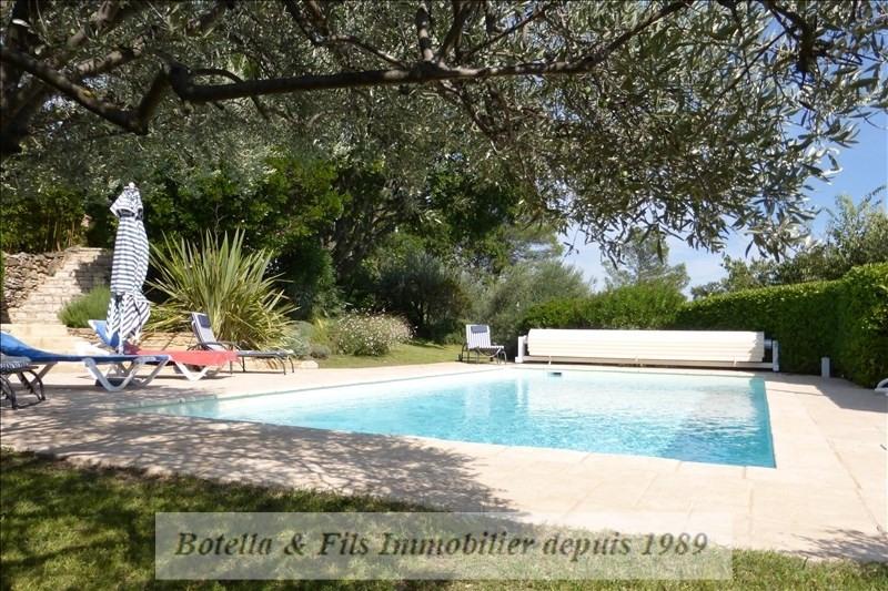 Vente de prestige maison / villa Goudargues 598000€ - Photo 12
