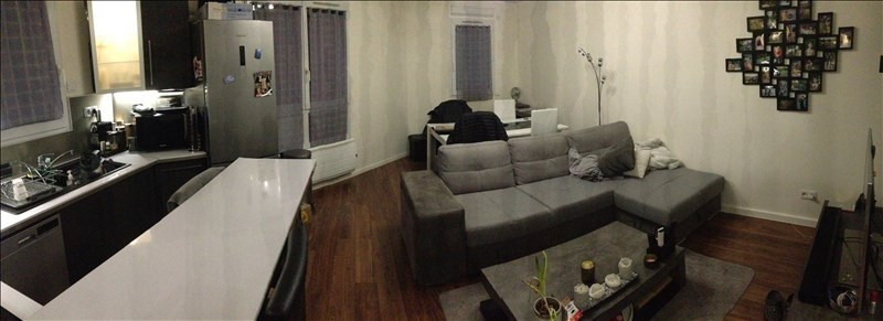 Rental apartment Lagny sur marne 800€ CC - Picture 1