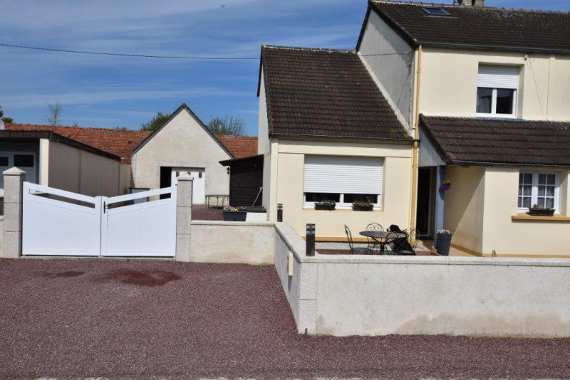 Vendita casa Chef du pont 128500€ - Fotografia 1