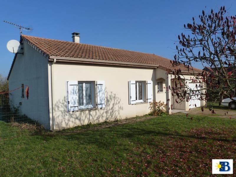 Vente maison / villa Leigne les bois 121900€ - Photo 10