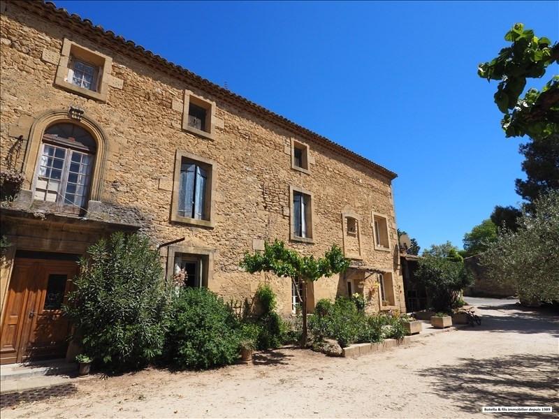 Immobile residenziali di prestigio casa Uzes 530000€ - Fotografia 10