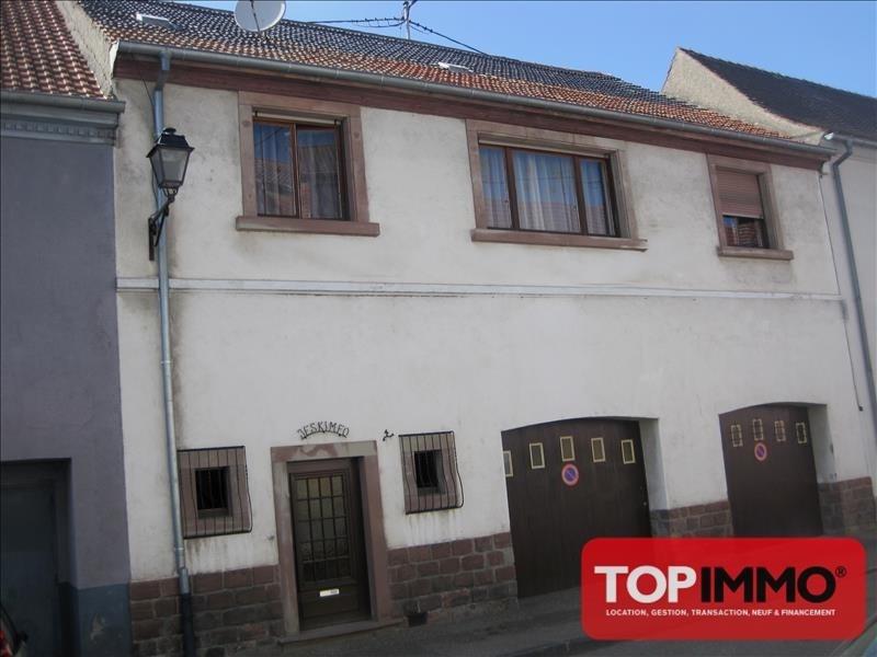 Sale house / villa Neuf brisach 188500€ - Picture 2