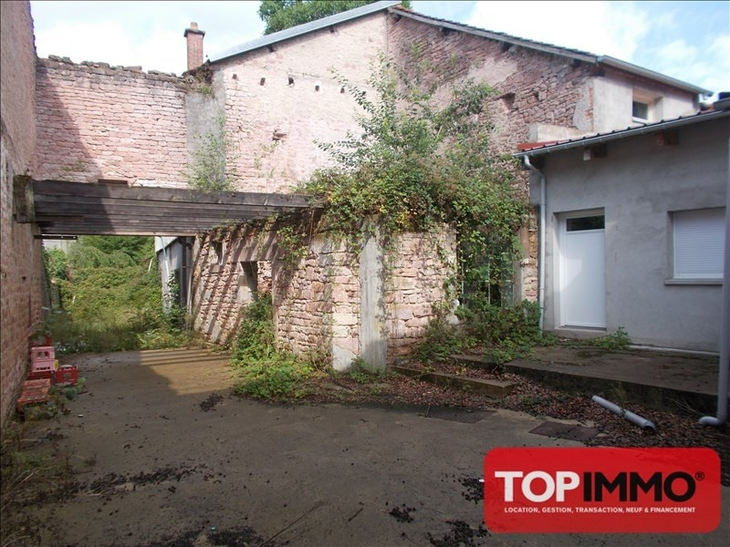 Sale building Bruyeres 107 000€ - Picture 4