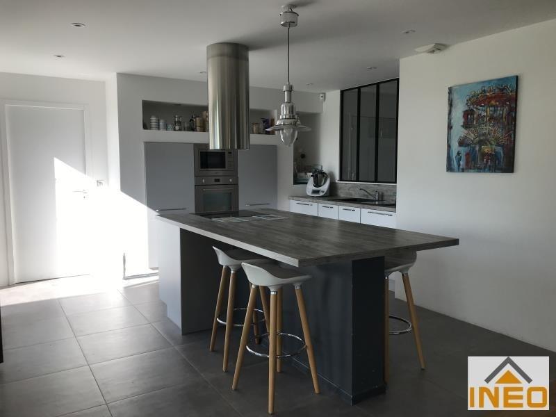 Vente maison / villa Pleumeleuc 380000€ - Photo 2