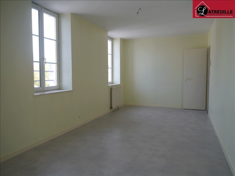 Rental apartment Tesson 418€ CC - Picture 1