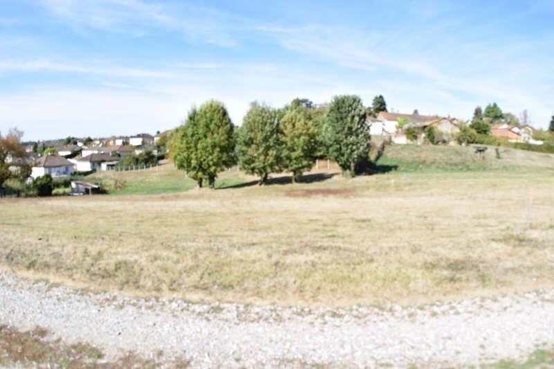 Vente terrain Condat-sur-vienne 55000€ - Photo 2