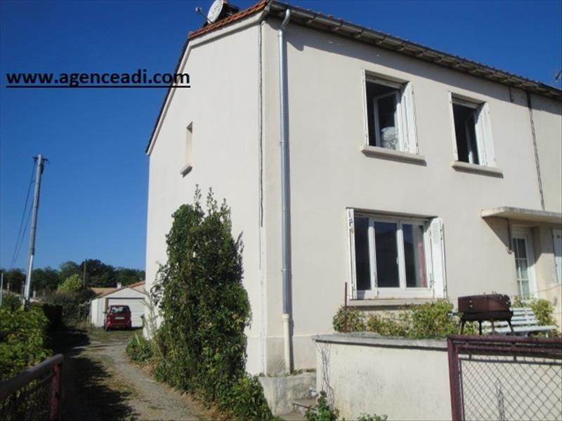 Vente maison / villa Niort 90100€ - Photo 1