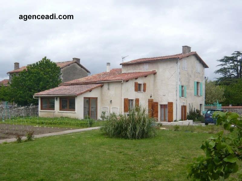 Vente maison / villa La mothe st heray 147000€ - Photo 1