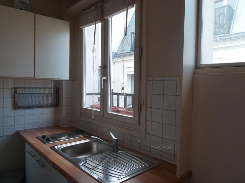 Rental apartment Paris 10ème 750€ CC - Picture 5