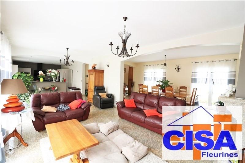 Vente maison / villa Senlis 488000€ - Photo 3