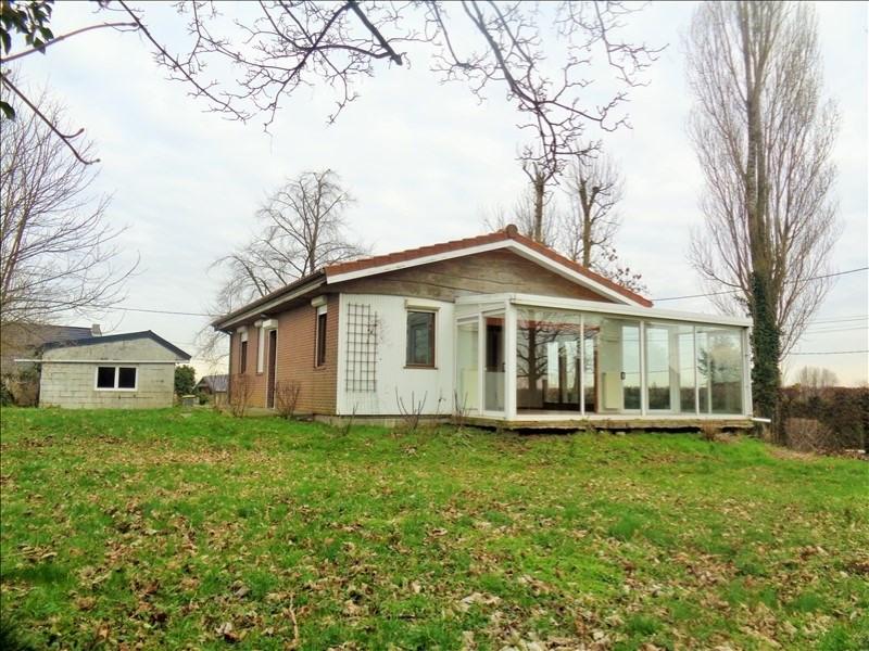 Sale house / villa Hinges 157000€ - Picture 5