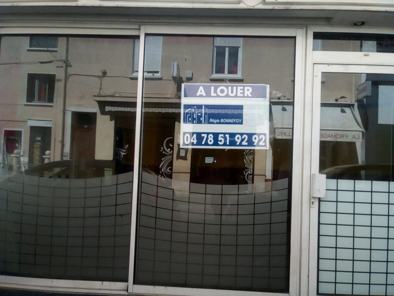 Location local commercial Oullins 850€ HC - Photo 4
