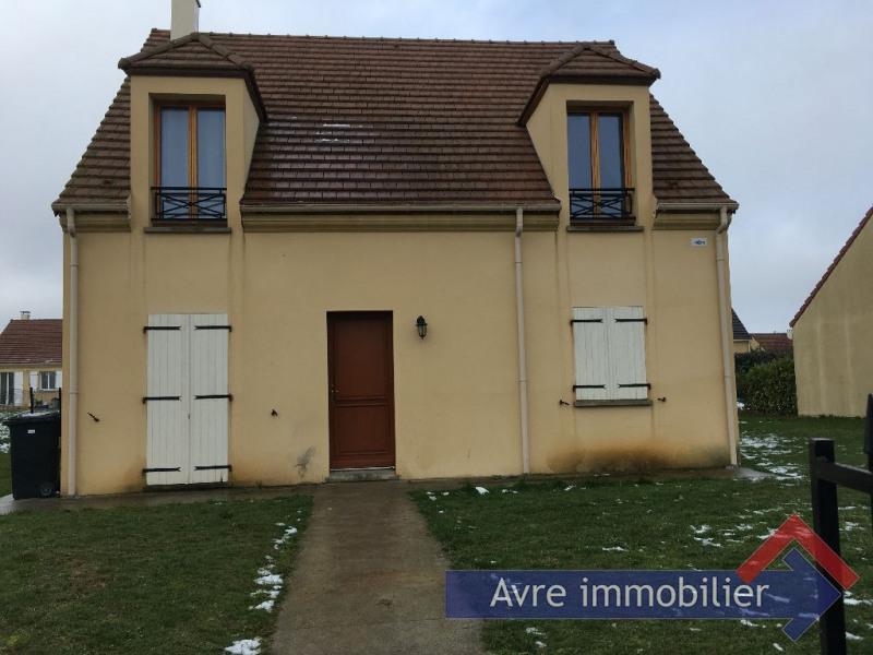 Location maison / villa Verneuil d'avre et d'iton 805€ CC - Photo 1