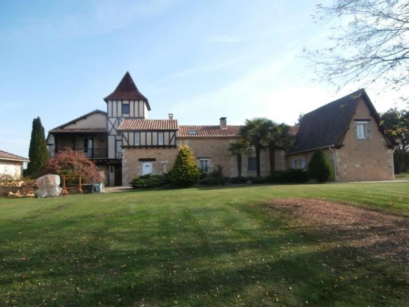Sale house / villa Vergt 546000€ - Picture 1