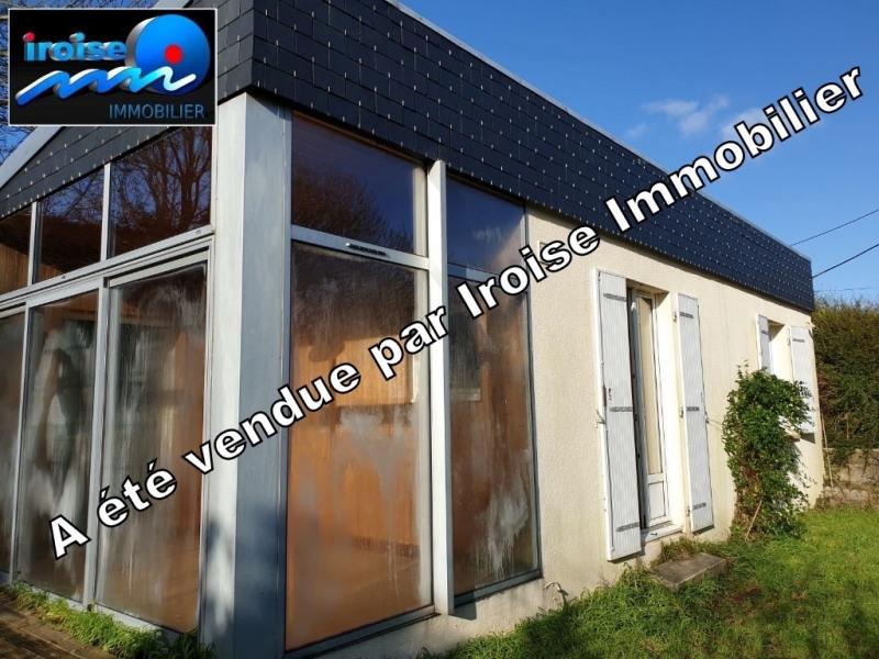 Sale house / villa Plouzané 175300€ - Picture 1