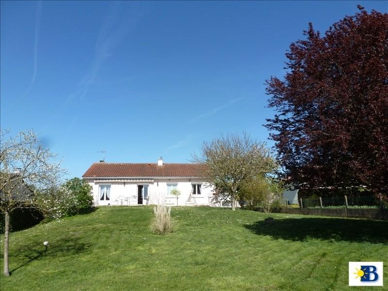 Vente maison / villa Chatellerault 163240€ - Photo 1