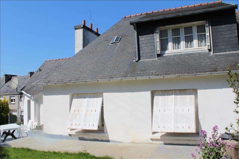 Sale house / villa Quimper 128400€ - Picture 1
