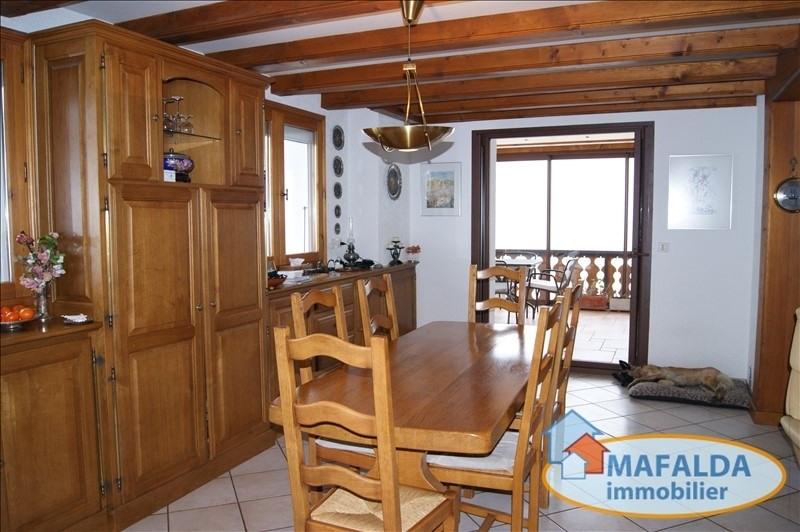 Vente maison / villa Mont saxonnex 499000€ - Photo 5