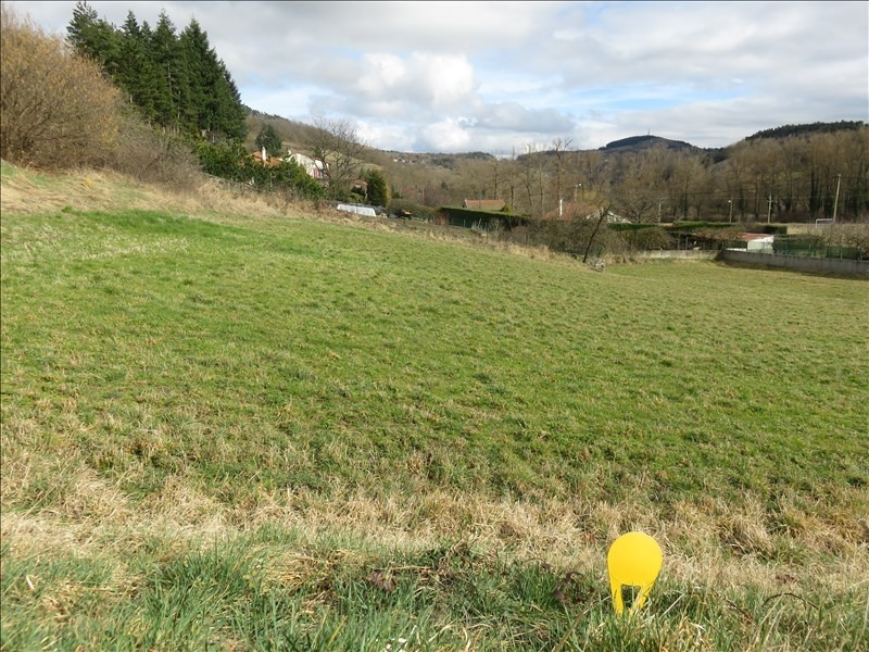 Vente terrain Polignac 49 800€ - Photo 1