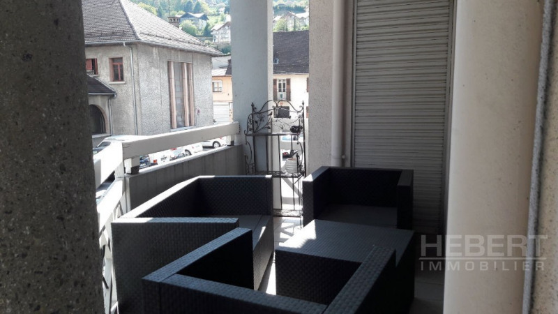 Rental apartment Sallanches 753€ CC - Picture 1