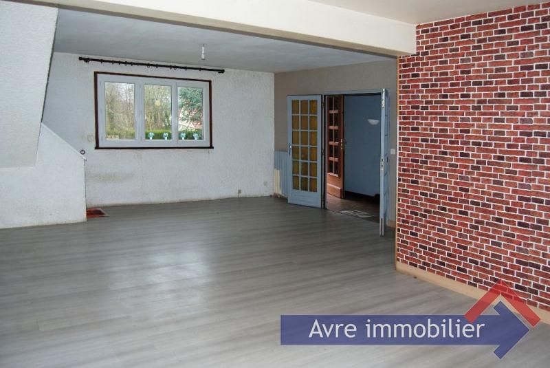 Vente maison / villa Verneuil d avre et d iton 168000€ - Photo 3