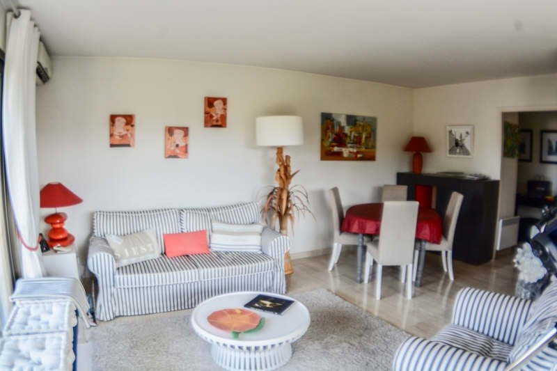 Vente de prestige appartement Juan les pins 696000€ - Photo 2