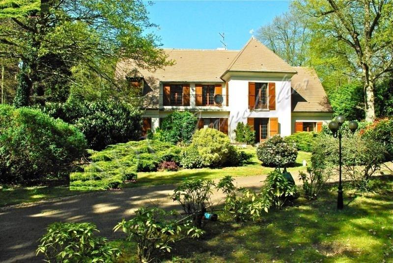 Deluxe sale house / villa Lamorlaye 780000€ - Picture 3