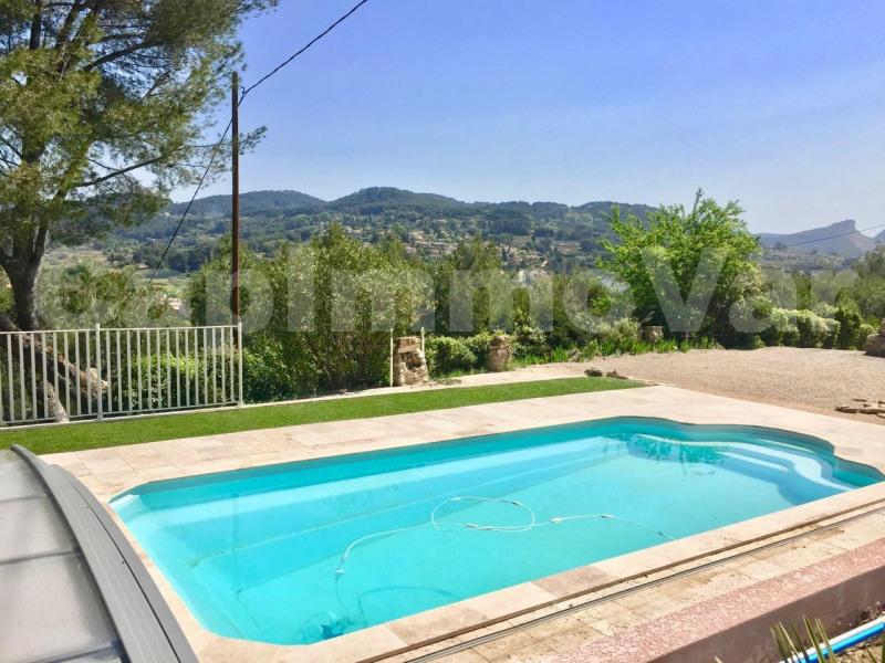 Sale house / villa La cadiere-d'azur 475000€ - Picture 2