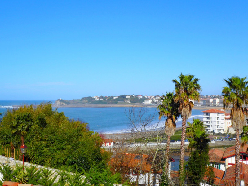 Sale apartment Ciboure 265 000€ - Picture 1
