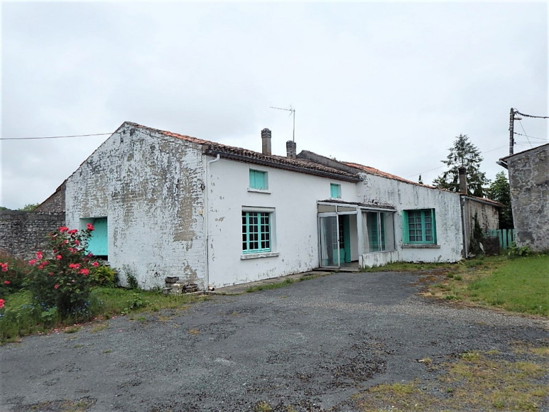 Sale house / villa Semussac 134000€ - Picture 1