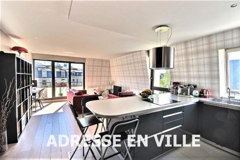 Venta  apartamento La garenne colombes 565000€ - Fotografía 1