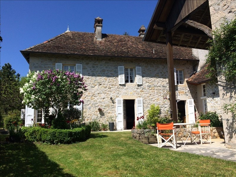 Sale house / villa Chindrieux 430 000€ - Picture 2