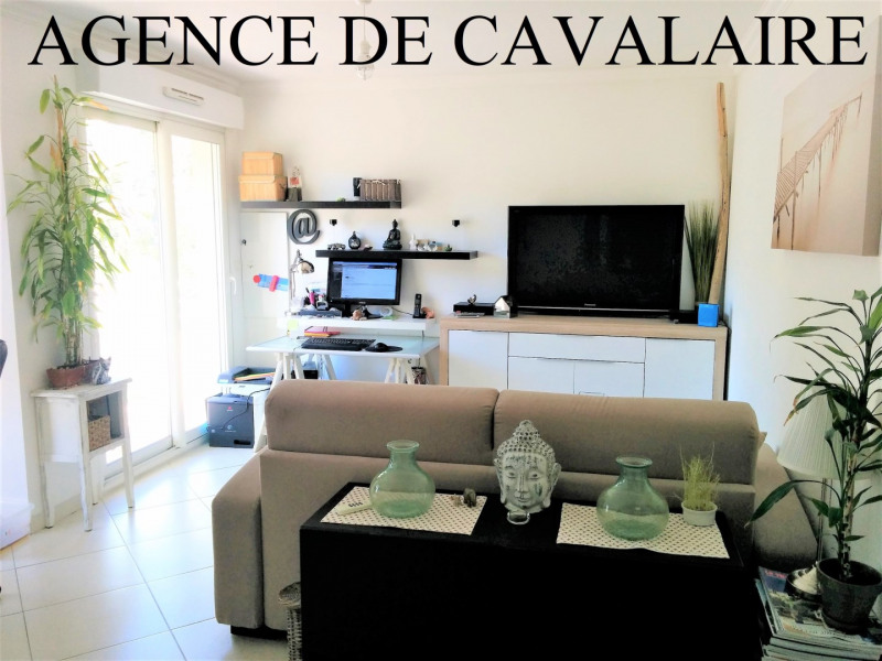 Sale apartment Cavalaire sur mer 220 000€ - Picture 1