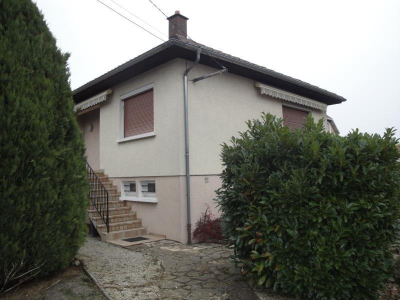 Sale house / villa Valentigney 149000€ - Picture 9