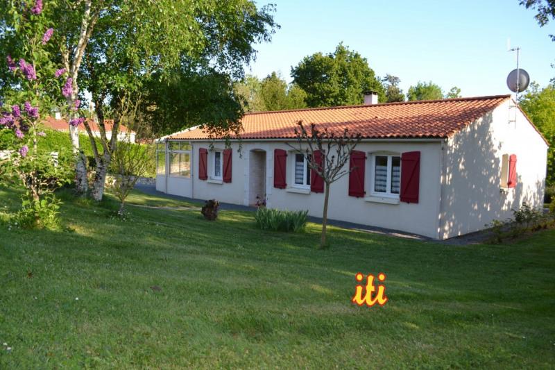 Sale house / villa Talmont st hilaire 272000€ - Picture 1