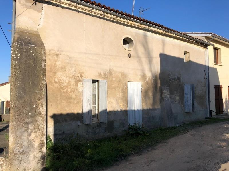 Vente maison / villa St laurent d'arce 170500€ - Photo 1