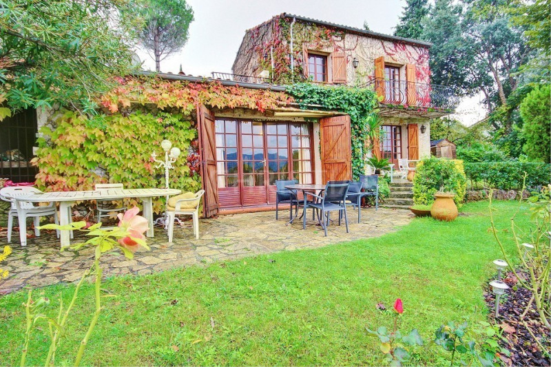 Vente de prestige maison / villa Mandelieu 690000€ - Photo 1